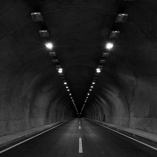 instalaciones en túneles de carretera